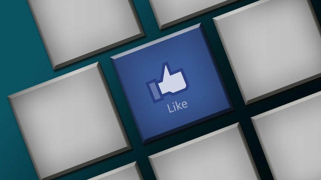 Un like de Facebook