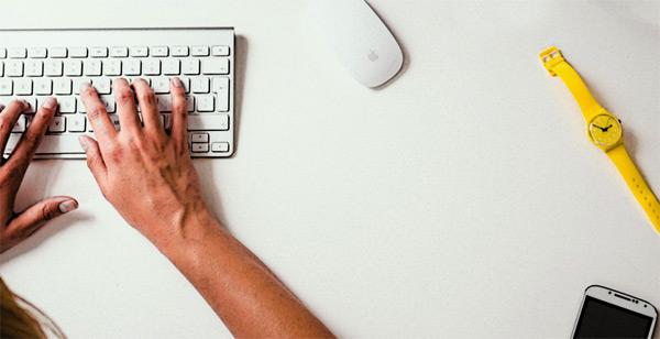 Blogger a tiempo completo