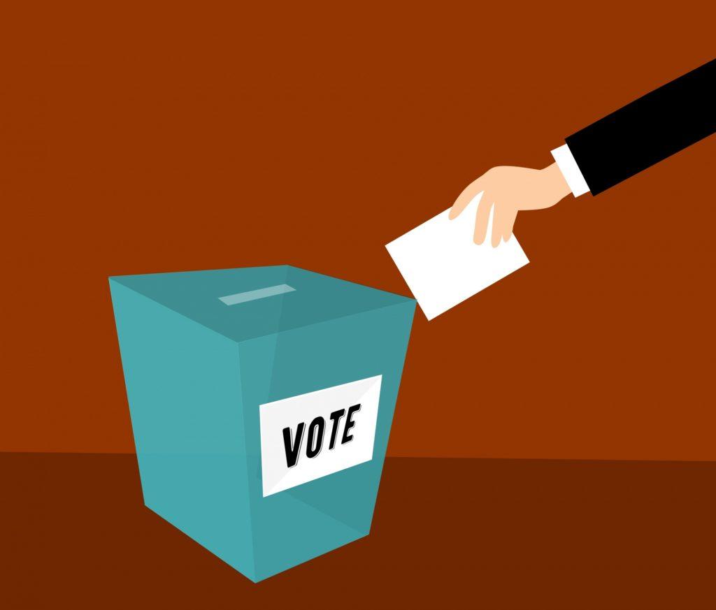 Darse de baja de propaganda electoral