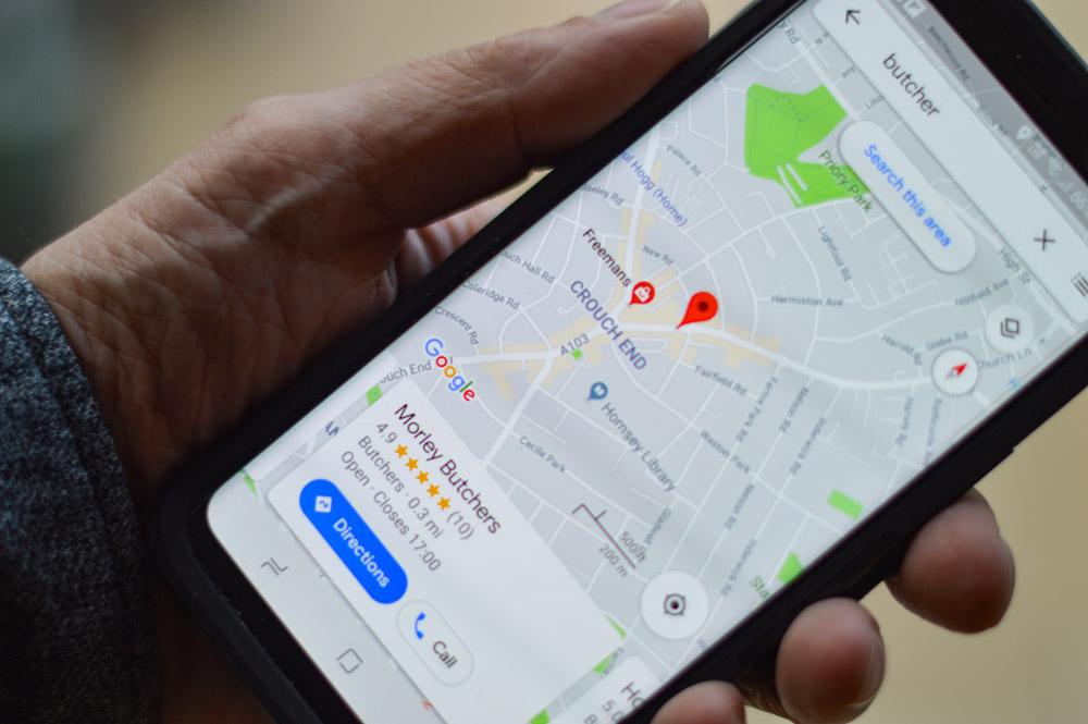 Cómo potenciar tu negocio en Google Maps