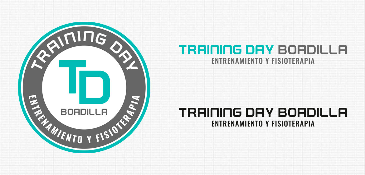 Logotipo Training Day Boadilla