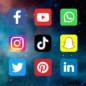 Las redes sociales más usadas en España en 2020