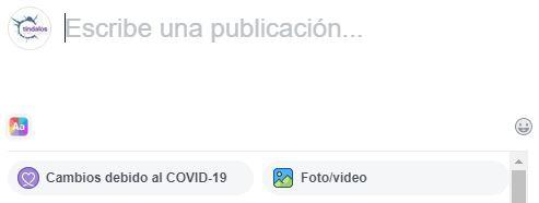 COVID en FB